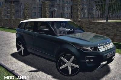 Range Rover Evoque 2014 2.0 [1.5.0], 1 photo